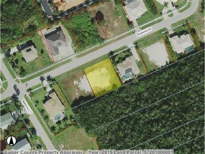 Marco Island Residential Lots & Land For Sale: 1873 Dogwood Dr