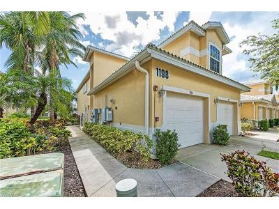 Naples Condo/Townhouse For Sale: 1198 Sweetwater Ln #1901