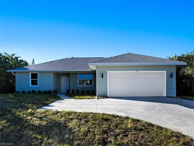San Carlos Park Single Family Home Pending With Contingencies: 9152 Cypress Dr S