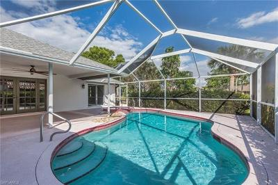 Naples Single Family Home For Sale: 2382 Mayfield Ct #12