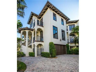 Naples FL Condo/Townhouse For Sale: $1,599,000