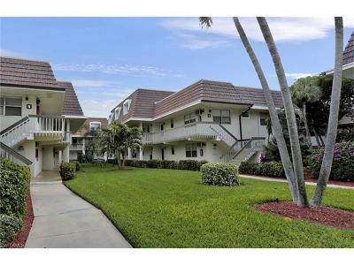 Marco Island Condo/Townhouse For Sale: 87 N Collier Blvd #L7