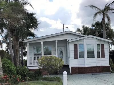 Goodland, Marco Island, Naples, Fort Myers, Lee Mobile/Manufactured For Sale: 1057 Silver Lakes Blvd