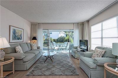 Naples Condo/Townhouse For Sale: 4170 Crayton Rd #C1