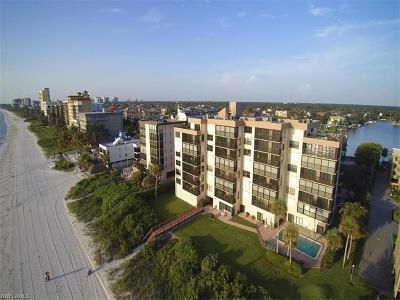 Naples Condo/Townhouse For Sale: 9375 Gulf Shore Dr #504