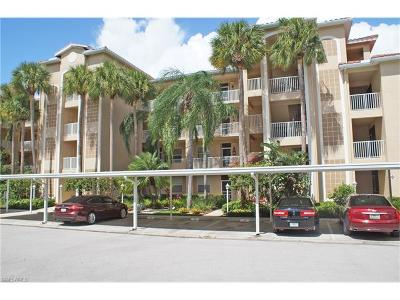 Naples Condo/Townhouse For Sale: 8505 Naples Heritage Dr #122