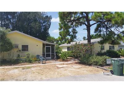 Goodland, Marco Island, Naples, Fort Myers, Lee Multi Family Home For Sale: 820 92nd Ave N