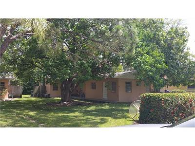 Goodland, Marco Island, Naples, Fort Myers, Lee Multi Family Home For Sale: 683 100th Ave N