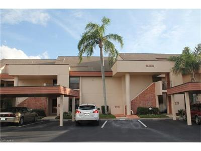 Fort Myers Condo/Townhouse For Sale: 14730 Eagle Ridge Dr #121