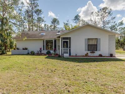 Naples Single Family Home For Sale: 4226 5th Ave SW