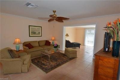 Naples  Single Family Home For Sale: 1188 Pompei Ln