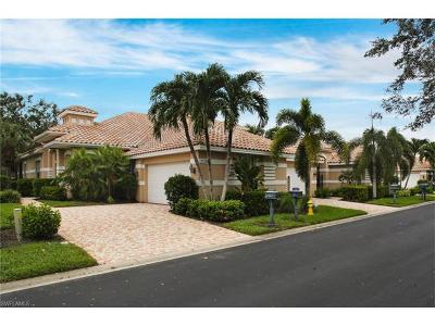 Bonita Springs Condo/Townhouse For Sale: 25284 Galashields Cir