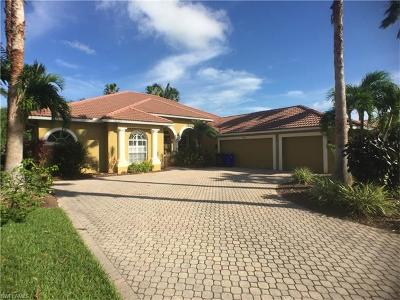 Fort Myers Single Family Home For Sale: 11148 Wine Palm Rd