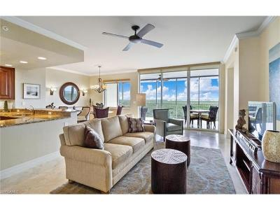 Estero Condo/Townhouse For Sale: 4751 West Bay Blvd #802