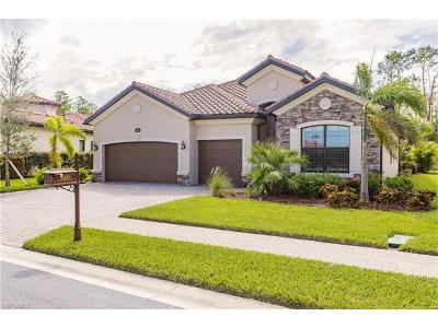 Naples Single Family Home For Sale: 9406 Napoli Ln