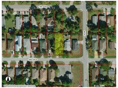 Naples Residential Lots & Land For Sale: 789 109th Ave N