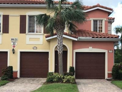 Estero Condo/Townhouse For Sale: 10121 Villagio Palms Way #104