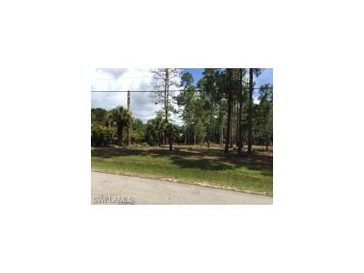 Naples Residential Lots & Land For Sale: Standing Oaks Ln