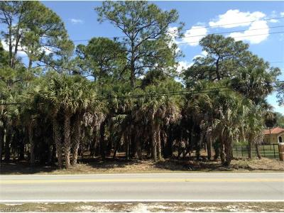 Naples Residential Lots & Land For Sale: Oakes Blvd