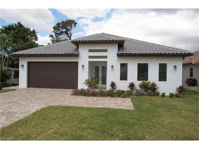 Naples FL Single Family Home For Sale: $879,800