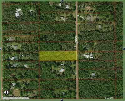 Naples Residential Lots & Land For Sale: Xxxx 7th St NW