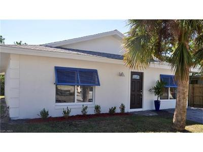 Naples Park Single Family Home For Sale: 560 107th Ave N