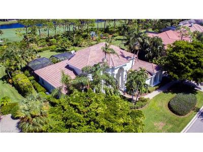 Bonita Springs Single Family Home For Sale: 25052 Ridge Oak Dr