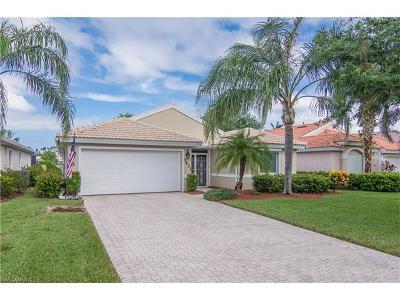 Naples Single Family Home For Sale: 7433 Meldin Ct.