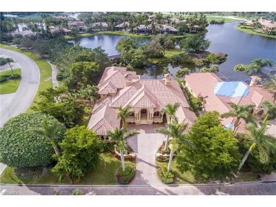 Naples, Marco Island Single Family Home For Sale: 1610 Chinaberry Way