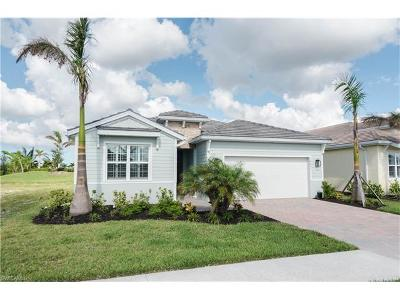Naples Single Family Home For Sale: 14671 Topsail Dr