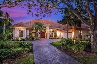 Naples FL Single Family Home For Sale: $1,093,000