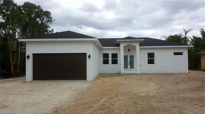 Fort Myers Single Family Home For Sale: 7151 Albany Rd