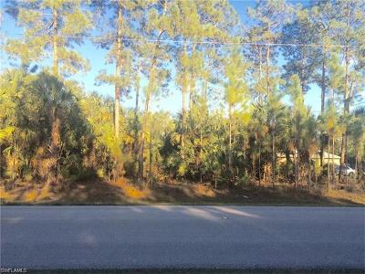Naples Residential Lots & Land For Sale: Desoto Blvd S