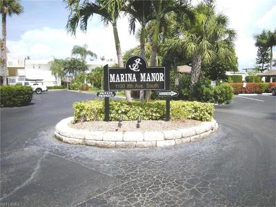 Naples Condo/Townhouse For Sale: 1100 8th Ave S #309C