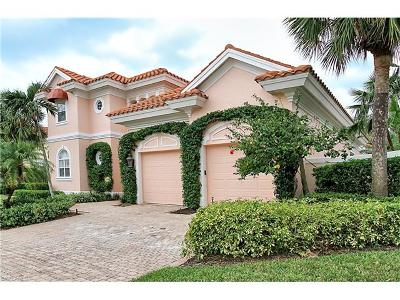 Naples FL Single Family Home For Sale: $2,495,000