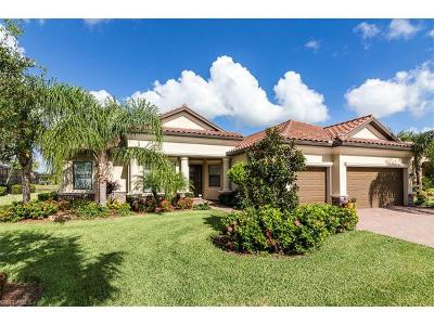 Fort Myers Single Family Home For Sale: 11276 Bluff Oak Ln
