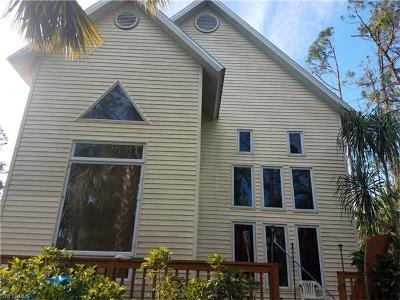 Naples Single Family Home Pending With Contingencies: 1720 20th Ave NE
