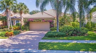 Naples Single Family Home For Sale: 9125 Troon Lakes Dr