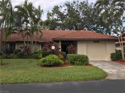 Fort Myers Condo/Townhouse For Sale: 13033 Tall Pine Cir