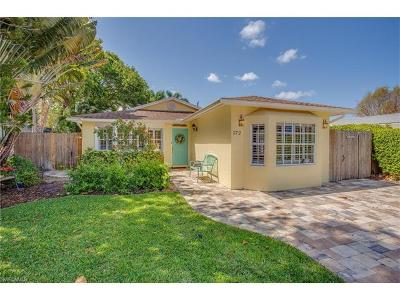 Naples Single Family Home For Sale: 772 104th Ave N