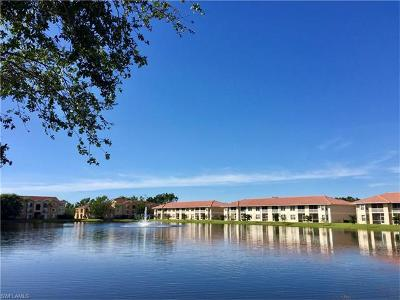 Fort Myers Condo/Townhouse For Sale: 8342 Bernwood Cove Loop #811