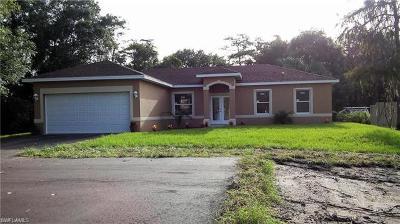 Naples Single Family Home For Sale: Xxxx 70th Ave NE