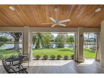 Naples Single Family Home For Sale: 7548 San Miguel Way