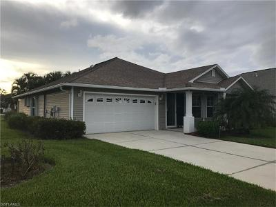 Bonita Springs Single Family Home For Sale: 26165 Bonita Fairways Cir