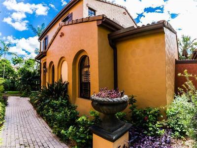 Naples Condo/Townhouse For Sale: 9080 Chula Vista St #104-6