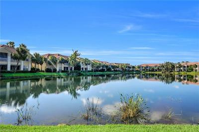 Estero Condo/Townhouse For Sale: 9553 Cypress Hammock Cir #101
