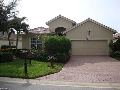 Bonita Springs Single Family Home For Sale: 14627 Speranza Way