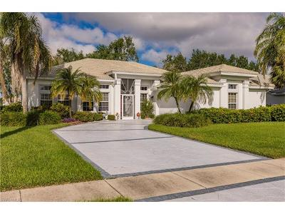 Lely Island Estates Single Family Home For Sale: 8898 Lely Island Cir