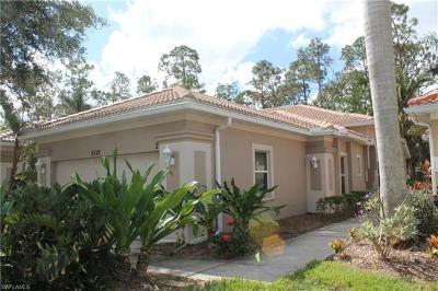 Naples Condo/Townhouse For Sale: 8192 Sanctuary Dr #86-2