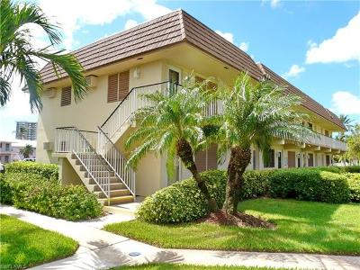 Marco Island Condo/Townhouse For Sale: 240 N Collier Blvd #E8